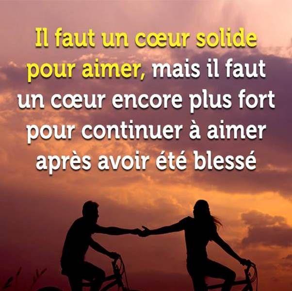 Lamour Rend Fort Assez Fort Pour Pardonner Et Daller Vers