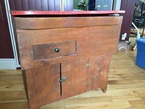Antiquite Meuble Lavabo Storage Storage Chest Home Decor