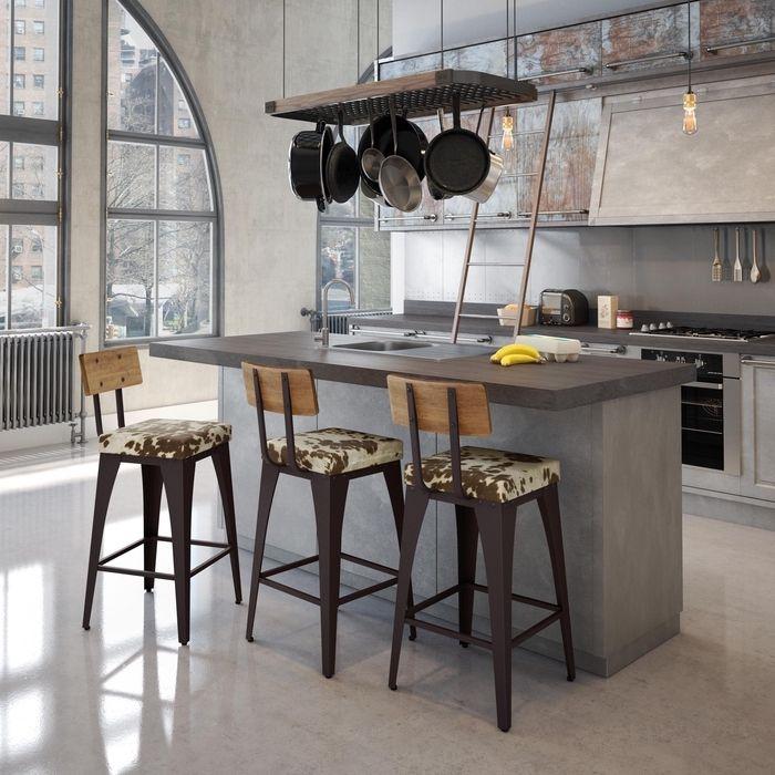 Idées Déco Pour Aménager Une Cuisine Style Industriel - Idee bar cuisine pour idees de deco de cuisine