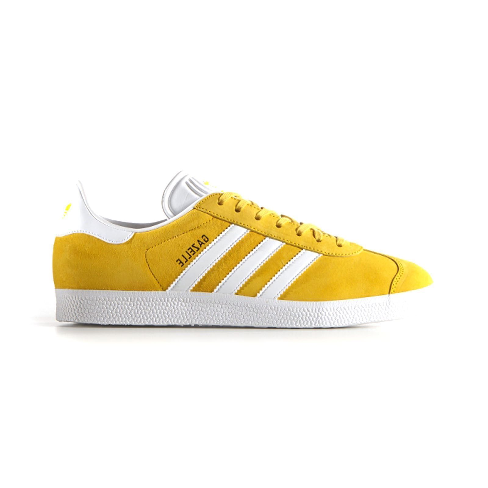 ADIDAS ORIGINALS Gazelle - Baskets - jaune | Basket jaune ...