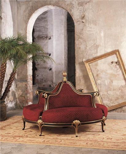 Clic Style Round Sofa Boudoir Archiexpo
