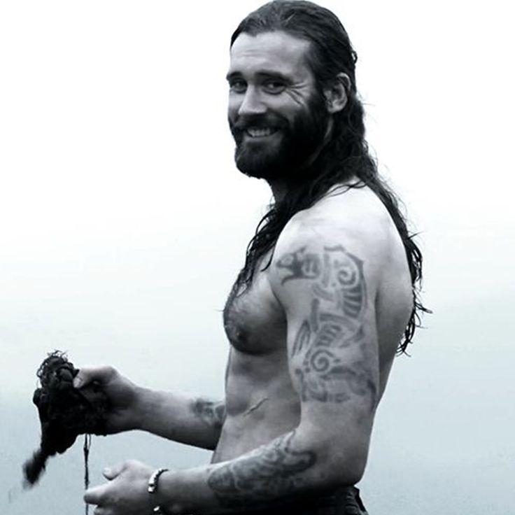 # Vikings # Rollo Lothbrok # Clive Standen