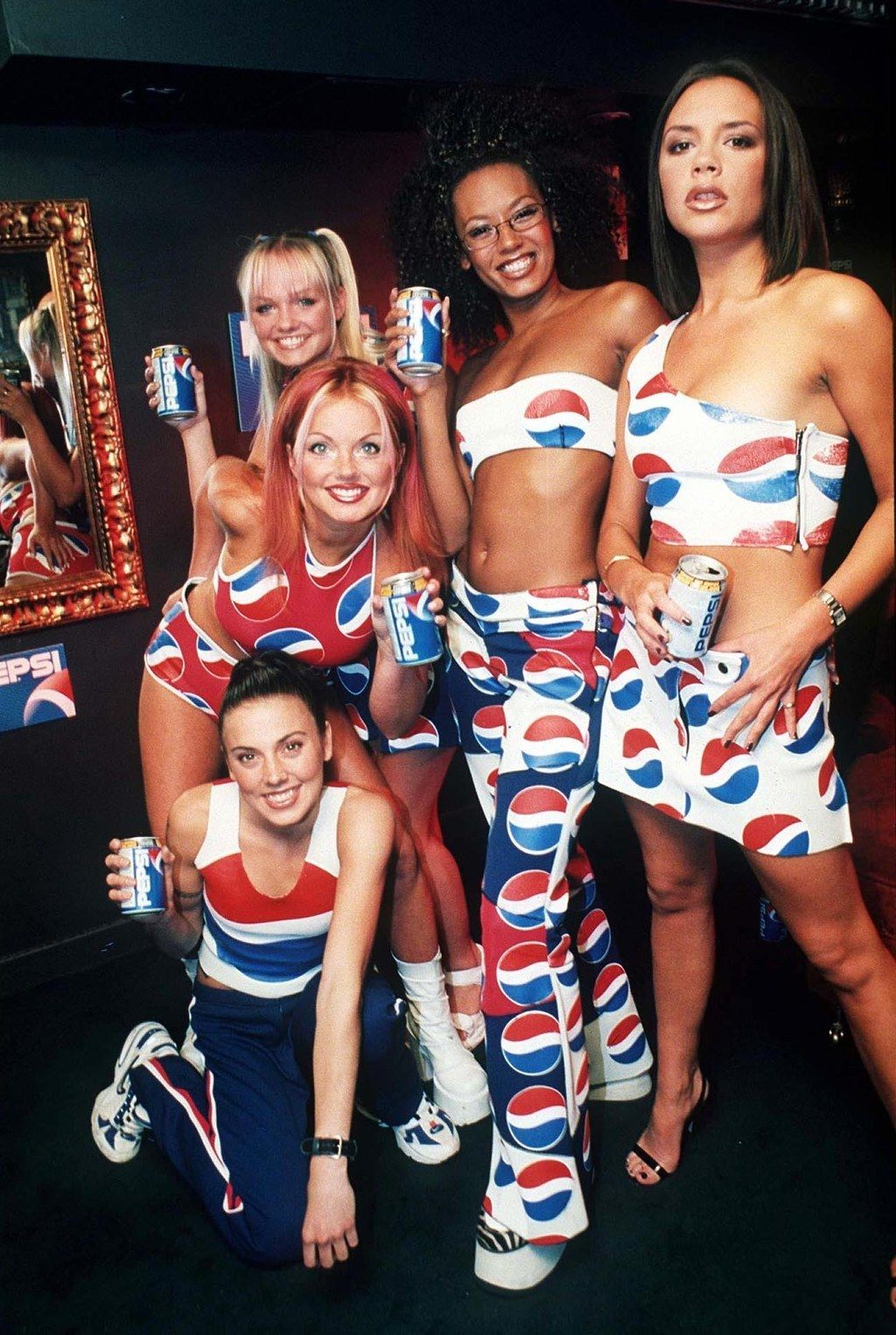 <b>Scary, Baby, Sporty, Ginger, and Posh were the best.</b>