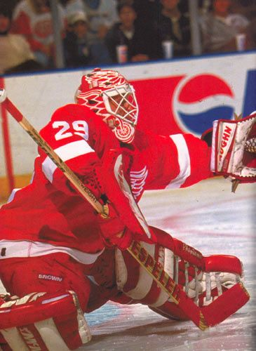 e8ffd8ba99d Mike Vernon Detroit Red Wings