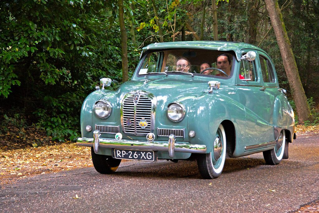 Austin A40 Somerset Saloon 1952 (3383) | Cars | Pinterest | Somerset ...
