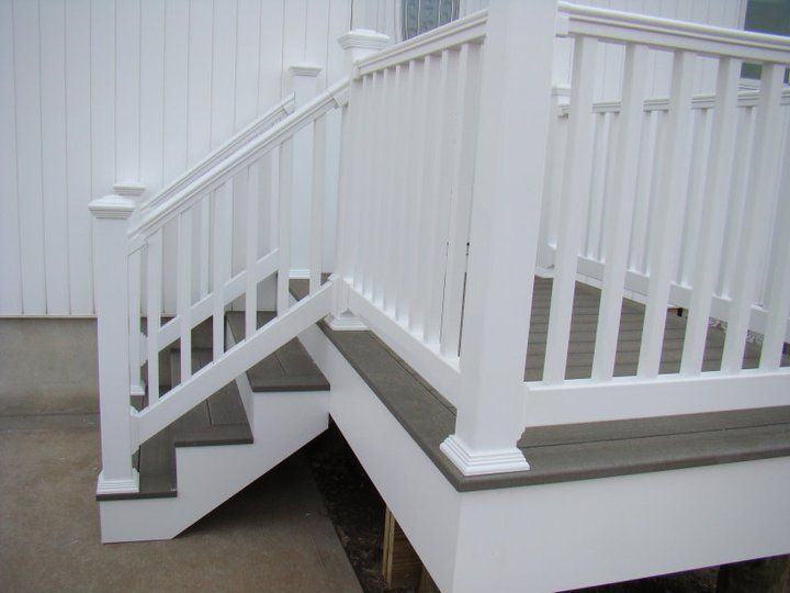 Best Image Result For Trex Deck Stairs Deck Construction 400 x 300