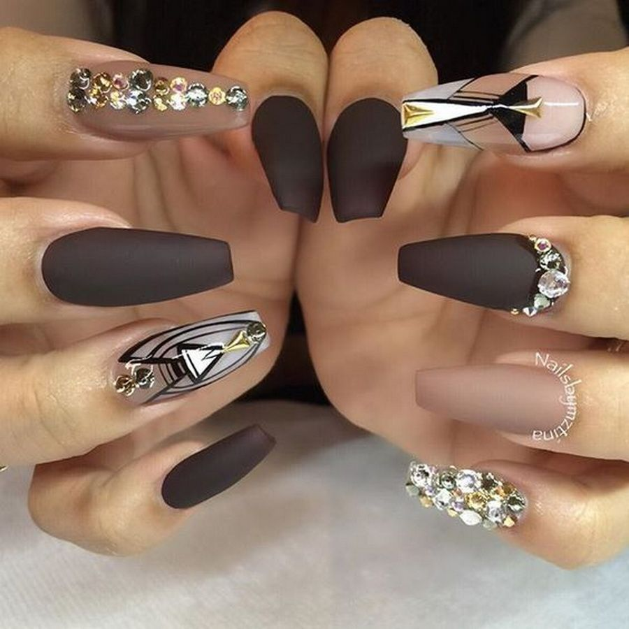 Pin by Nina(M) Dobrev(M) on Nails | Pinterest | Color highlights and ...