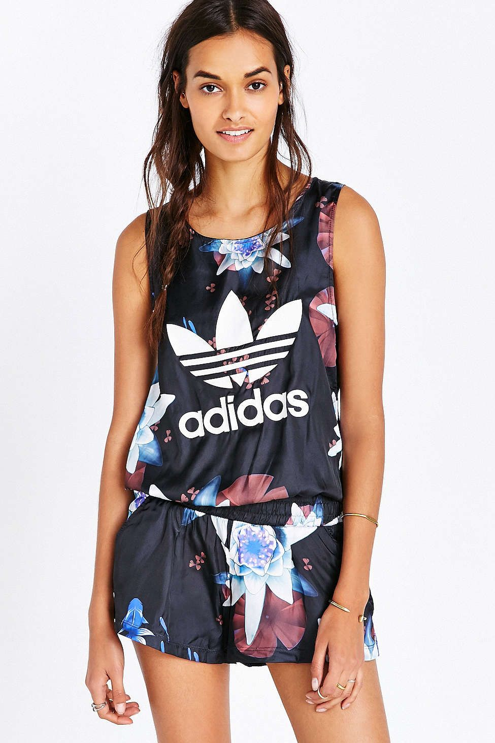 52482e4deb3c Adidas All In One Jumpsuit Womens