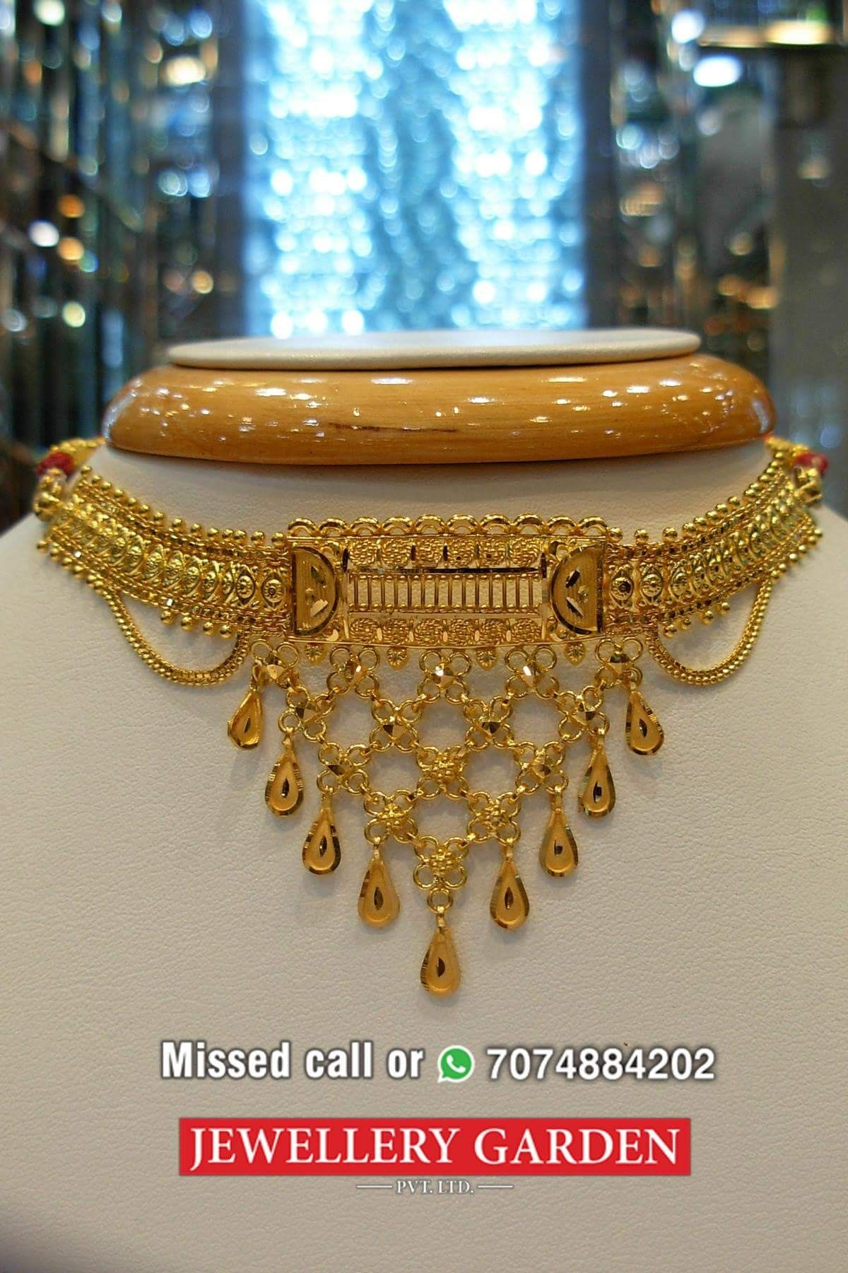 Pin by meena soni on jwelery pinterest gold jewellery gold and
