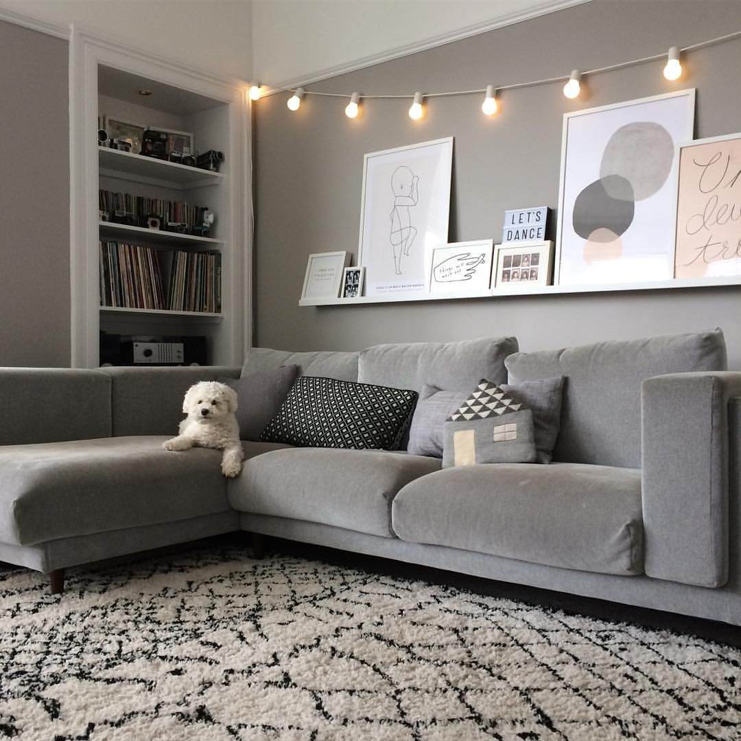 Nockeby Sofa Interior Design Living Room Ikea
