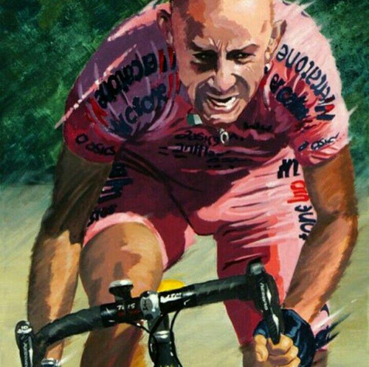 Marco Pantani Giro d'italia