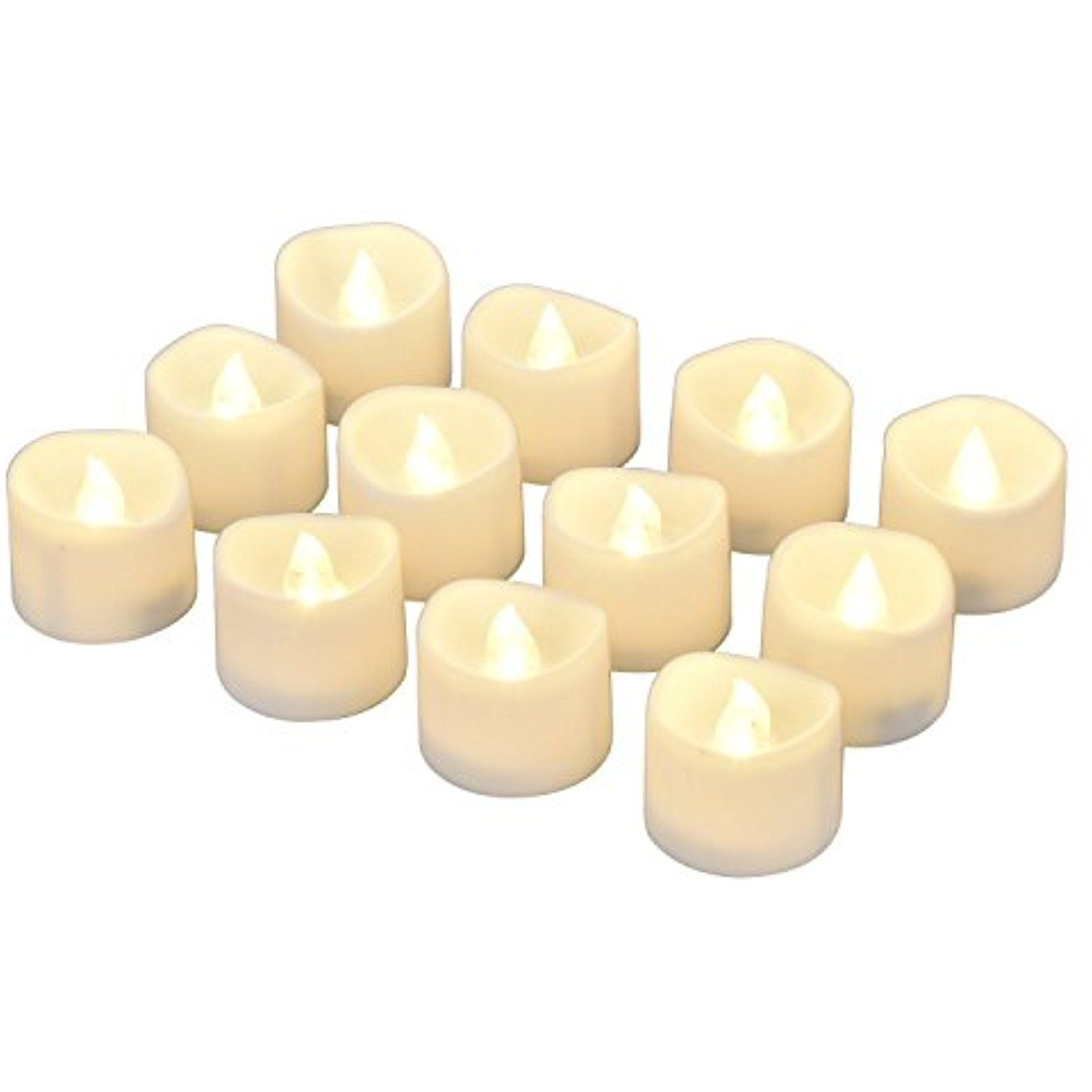 flameless candles,wewalab great led tea light candles,candle lights