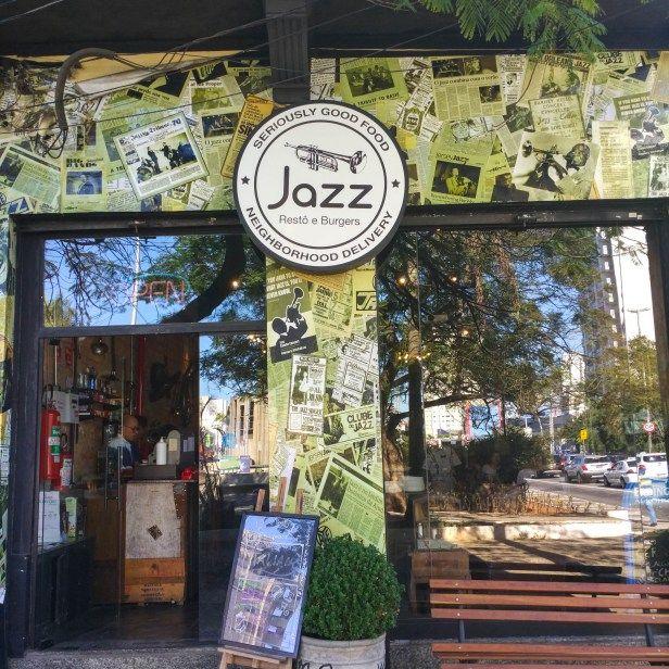 Jazz Restô e Burgers