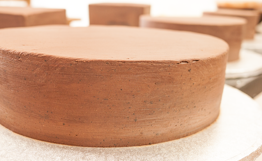 How to decorate a cake with ganache - Paul Bradford ...