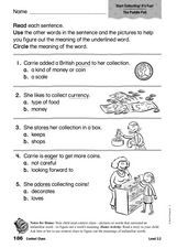 Vocabulary Development Worksheets Grade 2 Context Clues High besides Determining Meaning Using Context Clues Worksheets   Education further Context Clues Lesson Plan further Englishlinx     Context Clues Worksheets additionally Determining Meaning Using Context Clues Worksheets   Education together with Novel Writing Worksheets Snapshot Image Of Context Clues Worksheet in addition Context Clues Worksheets Grade Multiple Choice Collection Of furthermore paragraphs with misspelled words worksheets in addition  moreover  besides  further Grade 2 Context Clues Sentences And Paragraphs Printable Worksheets likewise Teaching Context Clues The best worksheets image collection likewise  together with Context Clues   Marvin of the Great North Woods  Worksheet for 2nd also Free Worksheets Liry Download And Print Worksheets Free On. on context clues in paragraphs worksheets