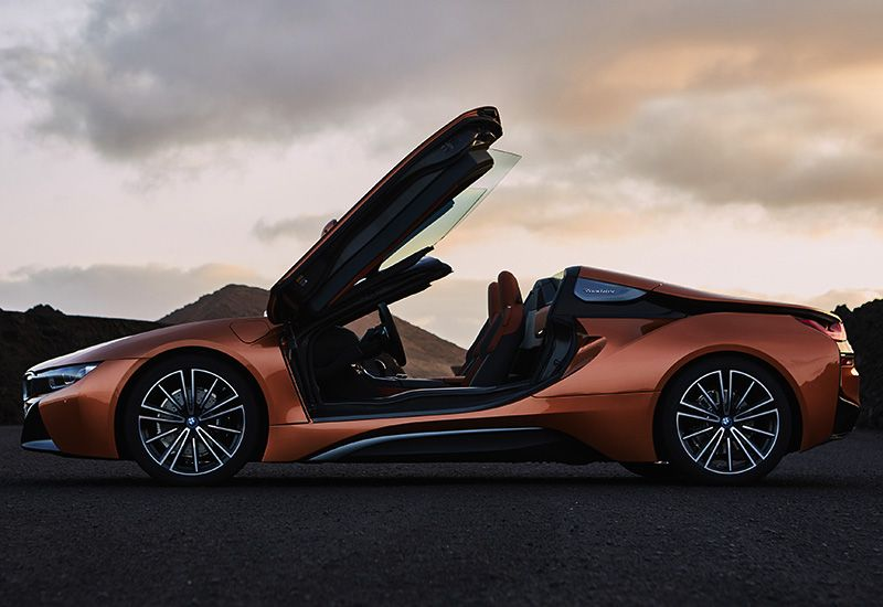 2019 Bmw I8 Roadster Specifications Photo Price Information Rating Bmw I8 Bmw Cool Sports Cars