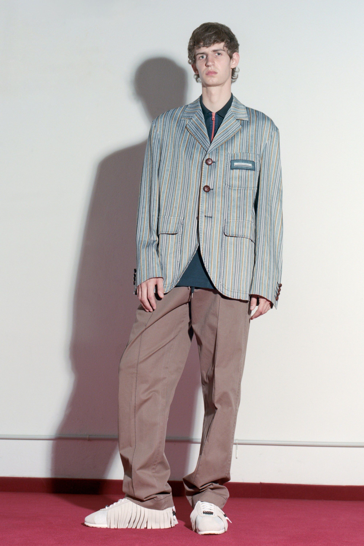 Andrea Pompilio Spring 2018 Menswear Fashion Show   Runway   Pinterest