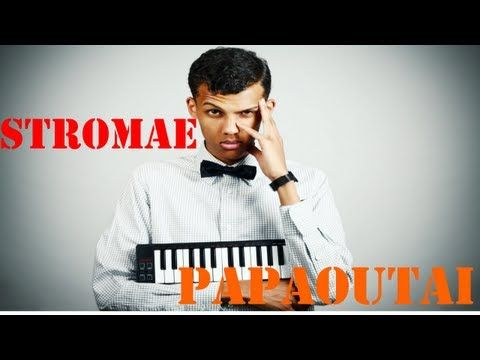 Stromae Papaoutai Clip Officiel Youtube Comedy Films Music