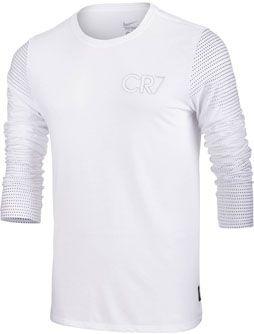 the latest ab67a 8fb31 Nike CR7 Long Sleeve Logo Tee. At SoccerPro now. | Nike CR7 ...