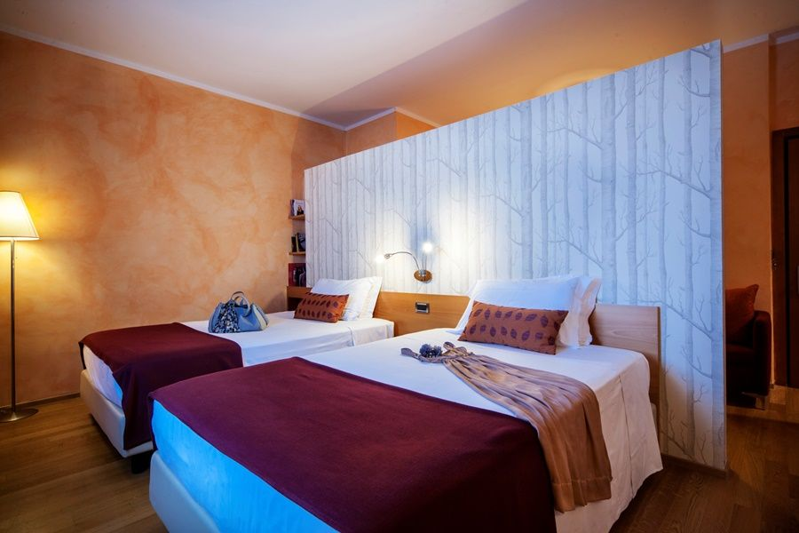 Hotelrezrecommends 4 Alloro Suite Hotel A Fab Central Boutique In Bologna Italy Image Of Their Junior Boutiquehotels Ecohotels