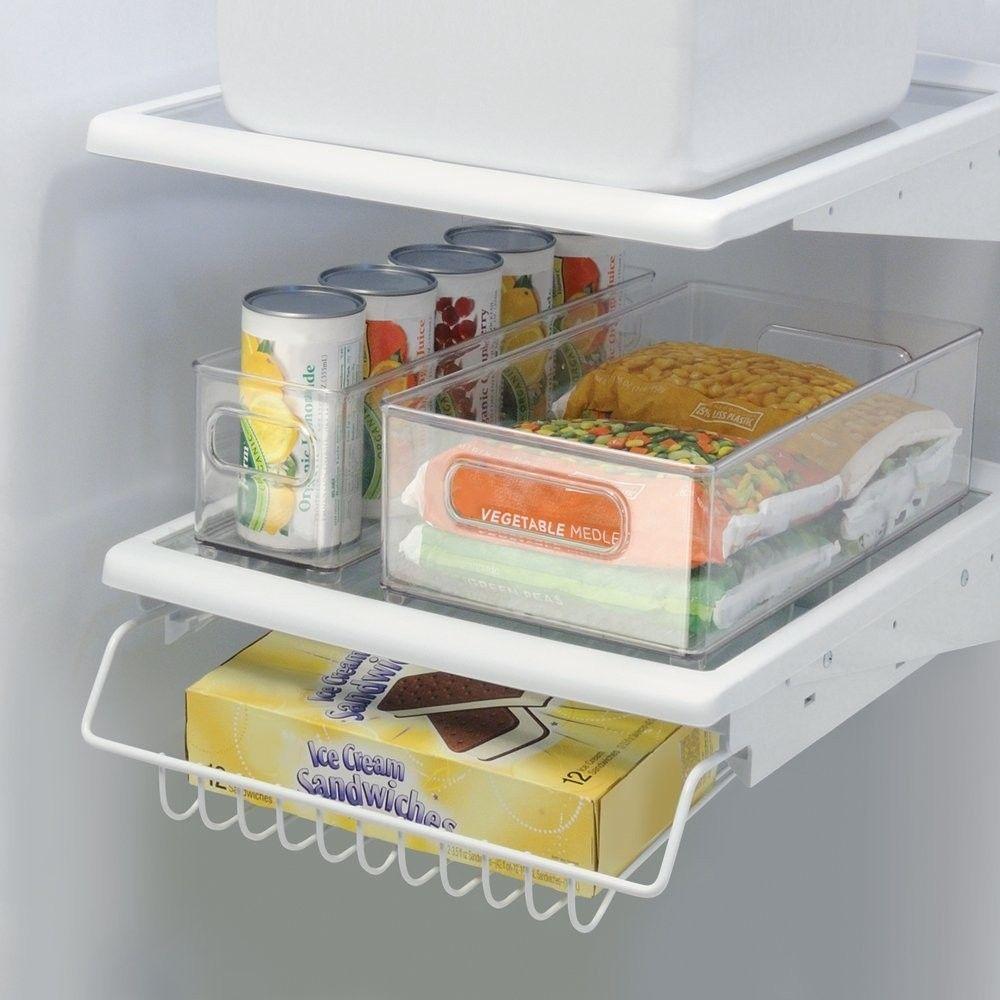 Guide : un réfrigérateur organisé en 5 étapes ! | Réfrigérateur organisé, Rangement frigo ...