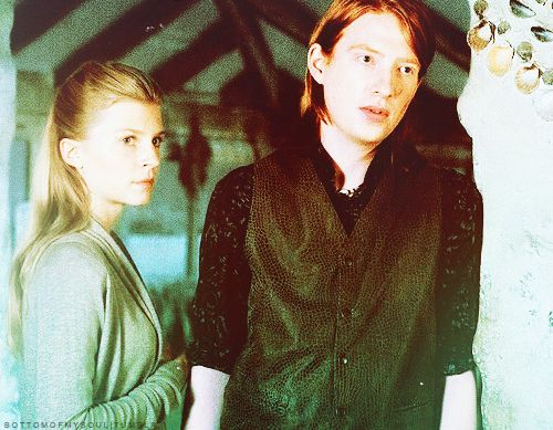 Bill Weasley Here Actor Domhnall Gleeson In Harry Potter Familie