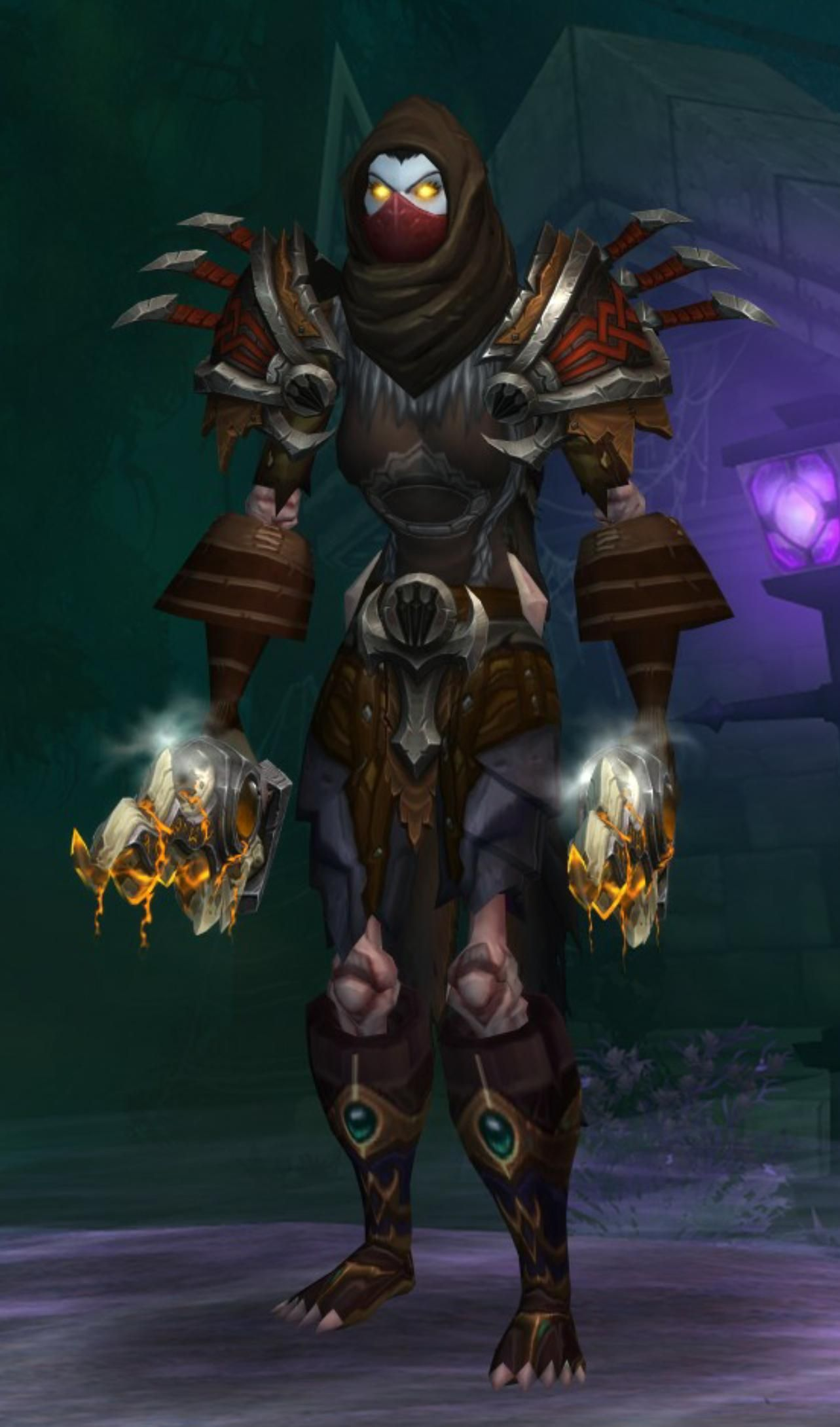 got the sub rogue hidden artifact appearance is it like the easiest
