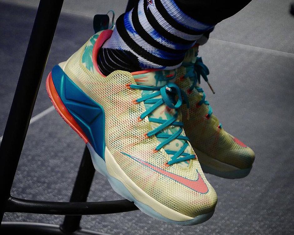The 15 Best Sneakers Spotted at the 2015 NBA All-Star Weekend - SneakerNews.