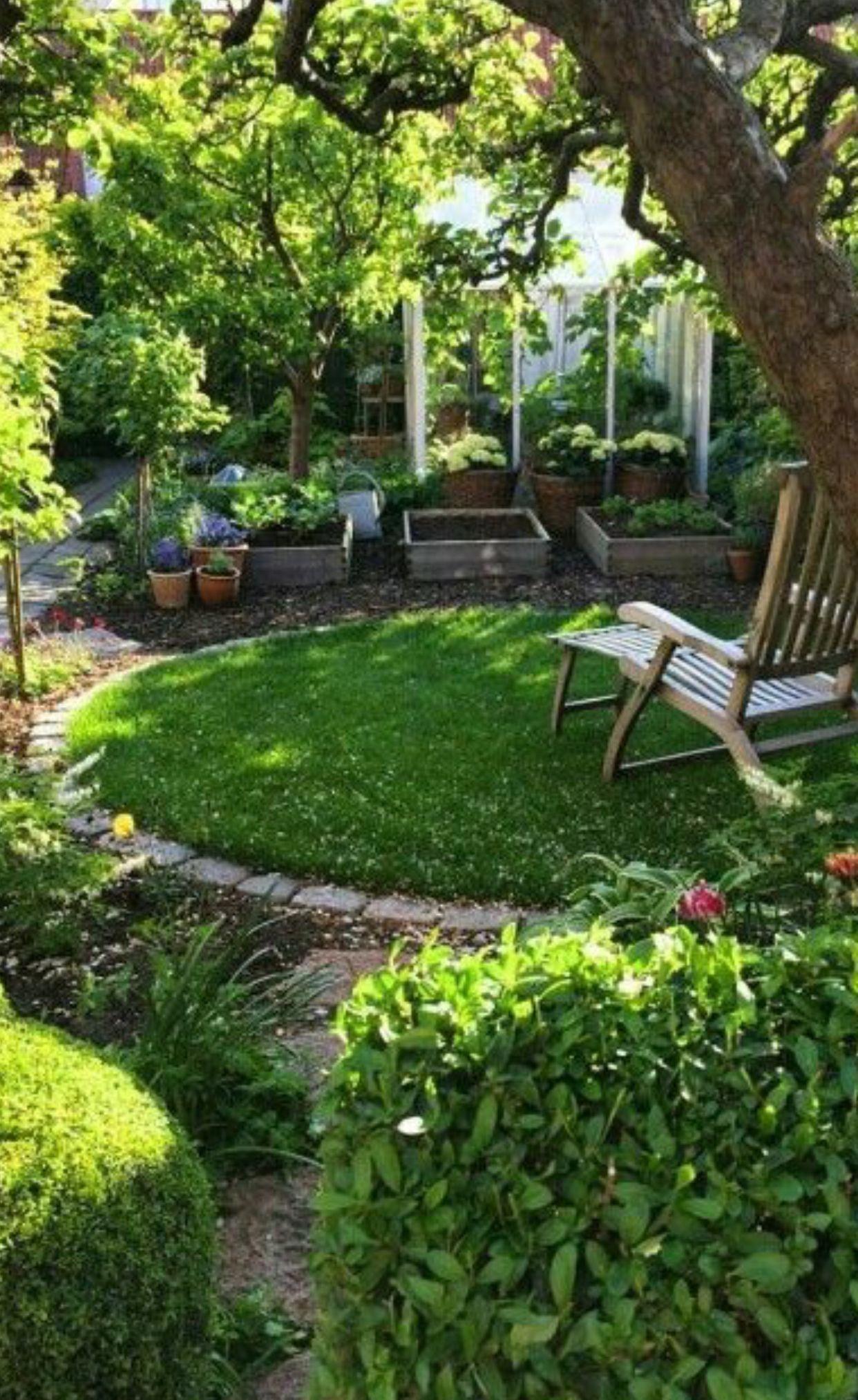 Pin On Garden Ideas Small Backyard Landscaping Cottage Garden Design Small Garden Design Cottage backyard landscaping ideas
