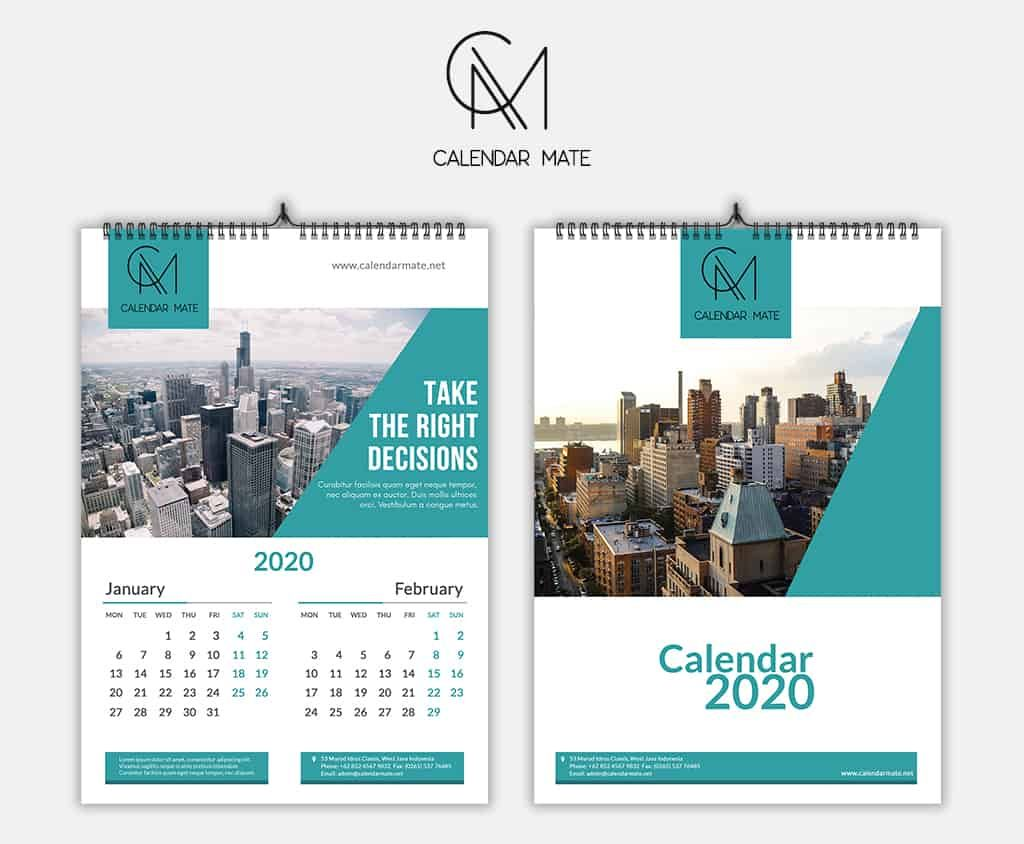 Personal Calendar Design Calendar Design Wall Calendar Design Calender Design