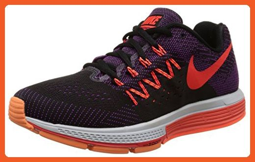 de Educación moral Soleado  Nike Women's Air Zoom Vomero 10 (8, Vivid Purple/Black/ Orange ...