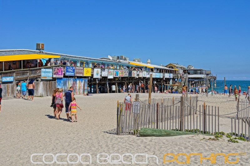 Cocoa Beach Pier Is A Must Visit Destination When In