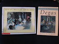 Great books to use for Degas study