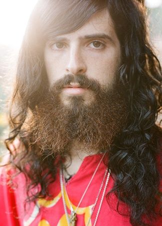 Drops Of Jupiter Long Hair Beard Long Hair Styles Men Beard No Mustache