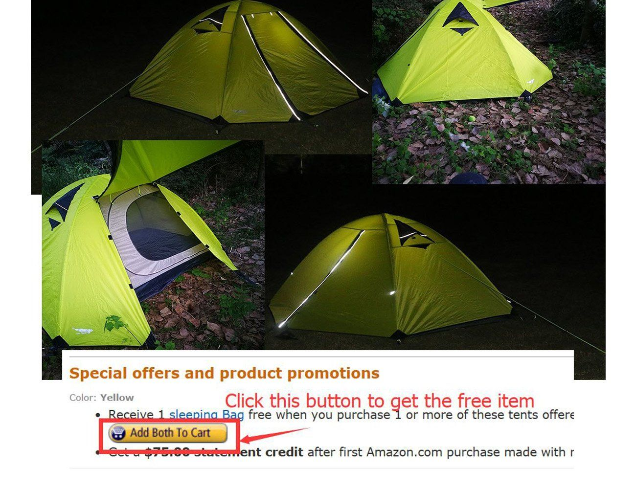 Luxe Tempo 2 Person 4 Season Tents With Free Sleeping Bag Freestanding For Camping Backpacking Aluminum Poles All Weather T 4 Season Tent Tent Backpacking Tent