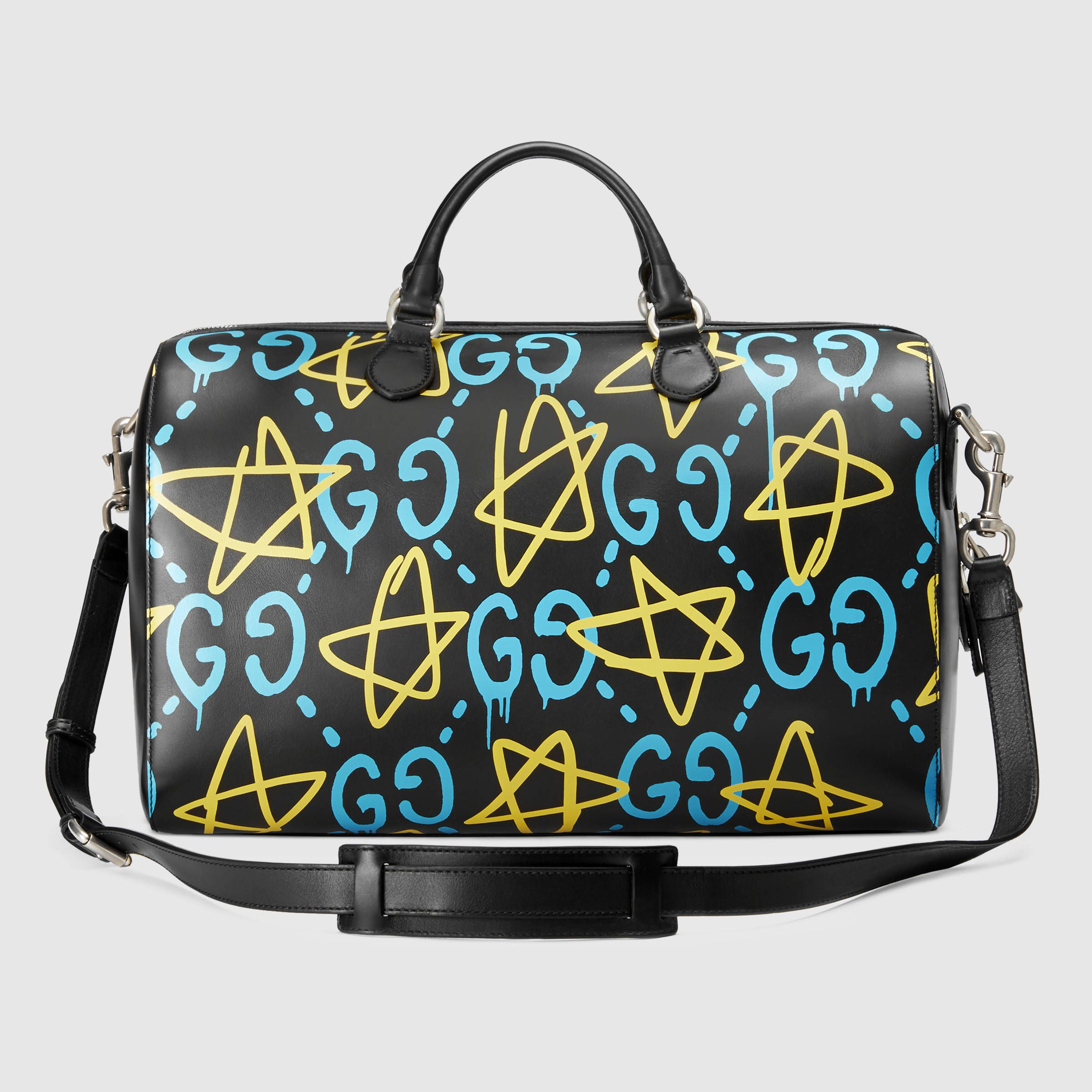 604c6bb8f814 Gucci Ghost Duffle Bag | purses/bags | Gucci, Bags, Fashion
