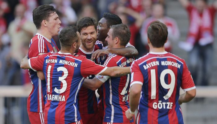 Bundesliga : Le Bayern, évidemment champion ! - http://www.europafoot.com/bundesliga-bayern-evidemment-champion/