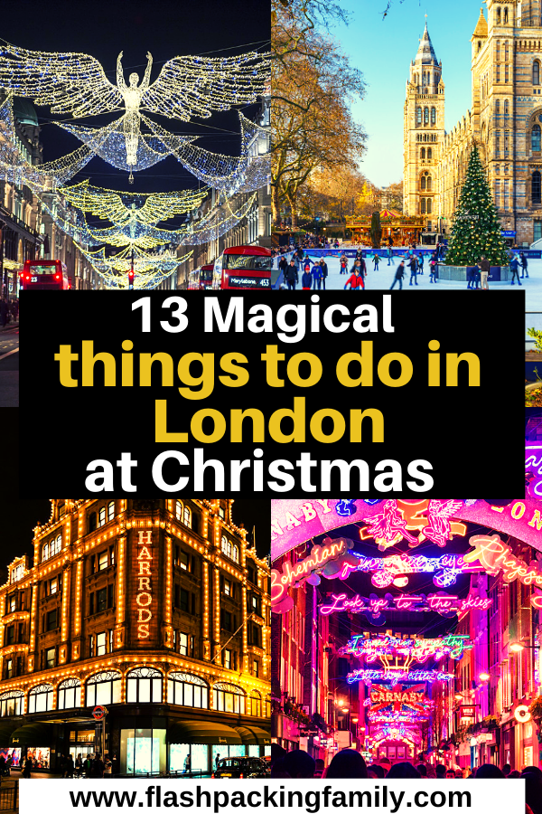 Childrens Christmas Shows London 2020 The 13 Best Things To Do At Christmas In London With Kids In 2020