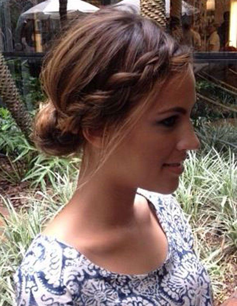 Beliebt Coiffure facile pour cheveux courts - 50 coiffures faciles et  VV25