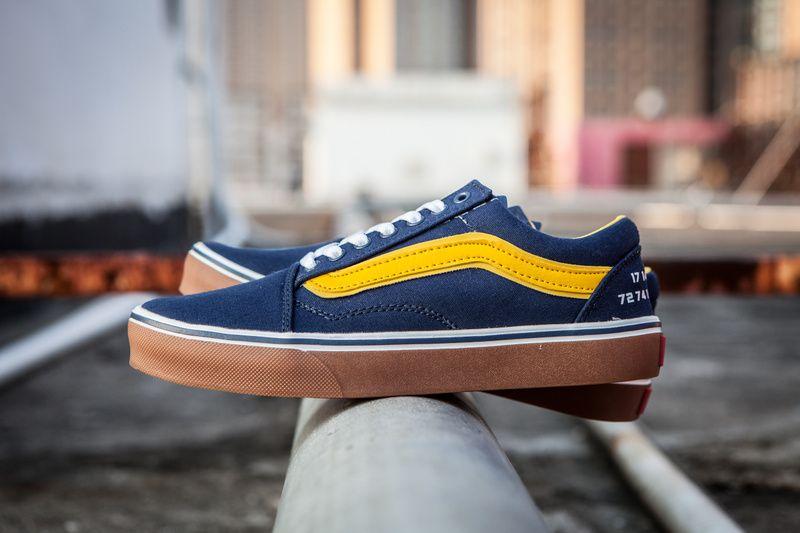 Sole Classics x Vans Vault & quot; Lucky 13 & quot; Special Limited Shoes