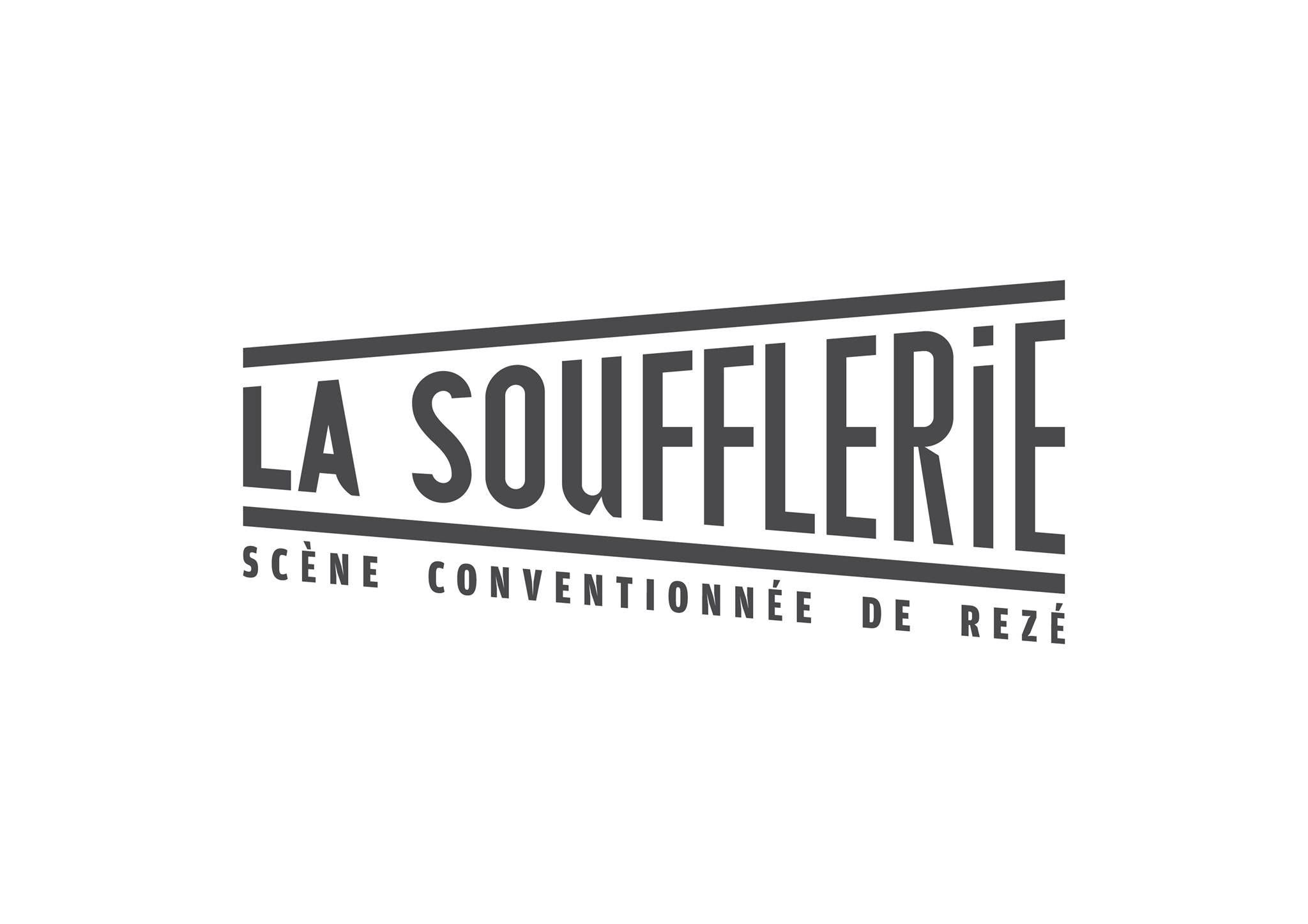 LA SOUFFLERIE : création du nom de la programmation culturelle de la Ville de Rezé, en partie axée sur le travail des voix (en musique, théâtre...).