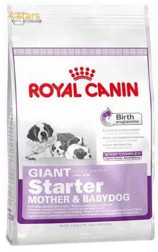 Royal Canin Giant Starter 15
