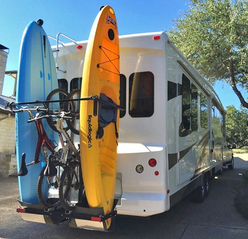 The Latest Fifth Wheel Rv Toy Hauler Information Fifth Wheel