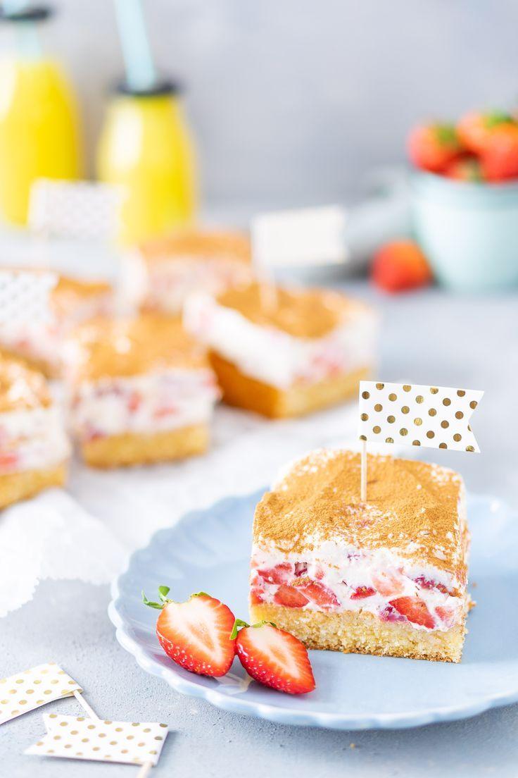 Fantakuchen Mit Erdbeeren Vom Blech Rezept Mit Bildern Fantakuchen Mit Erdbeeren Fantakuchen Fantakuchen Rezept