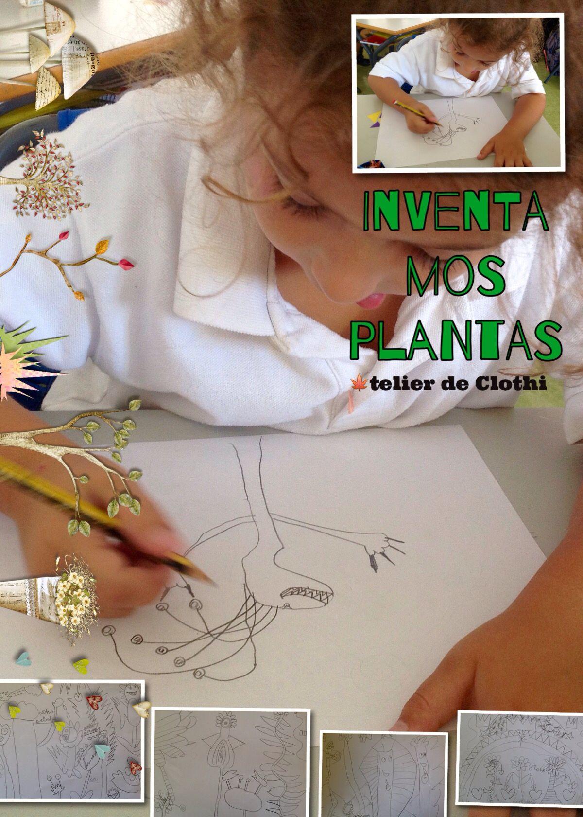 Plantas inventadas
