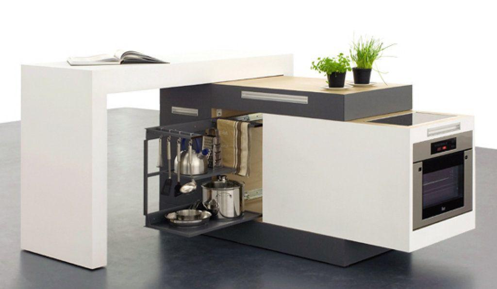 Cocina para casas pequeñas | Kitchen & Cabinets | Cocinas ...