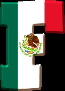 Dibujos De Bandera De México