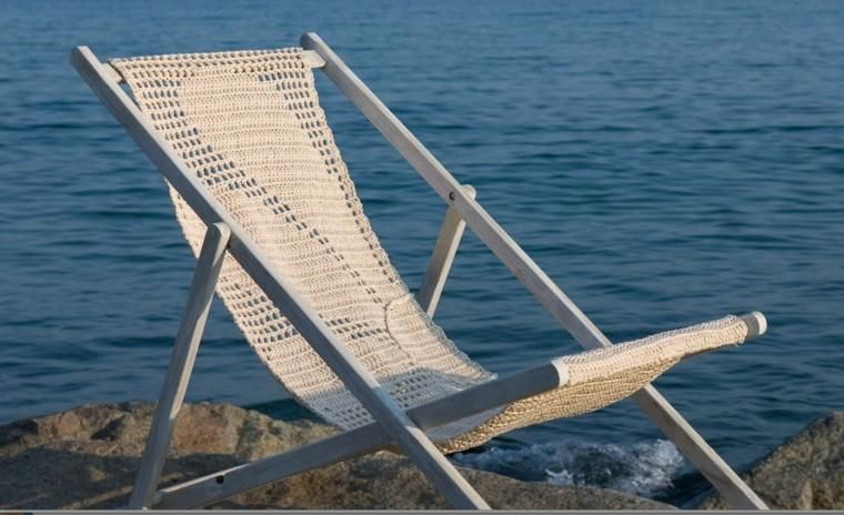 Beach chairs 50 practical ideas to enjoy and relax