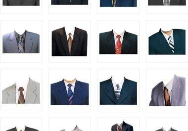 Passport Size Photo With Suit Traditional Shirt Photo Suits