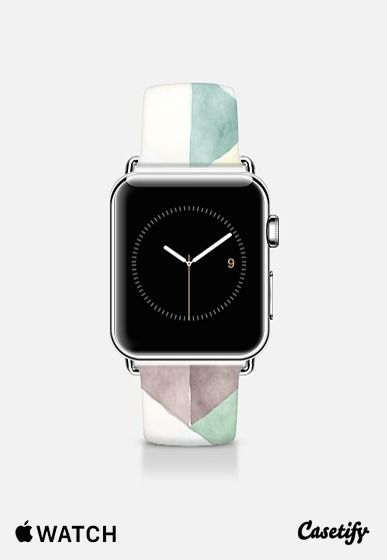 Triangles colors Apple Watch Band (38mm) by WAMDESIGN | Casetify
